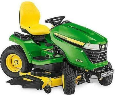 John Deere X584 Ride On Lawn Mower