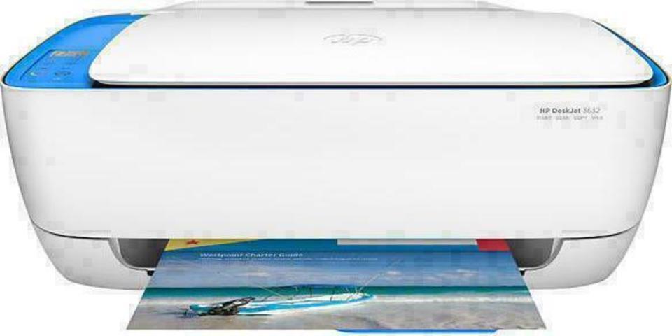 HP DeskJet 3632 front