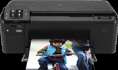 HP Photosmart D110a Multifunction Printer