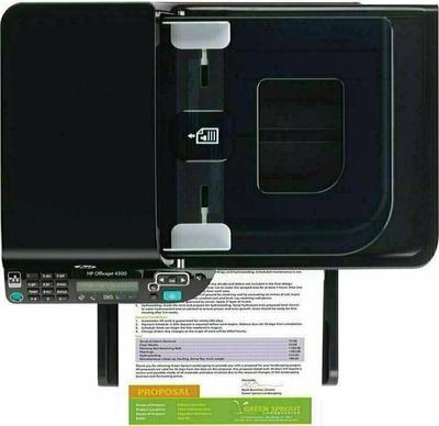 HP OfficeJet 4500 K710 Multifunction Printer