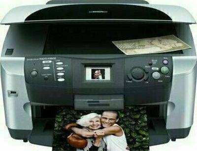 Epson Stylus Photo RX600 Multifunction Printer