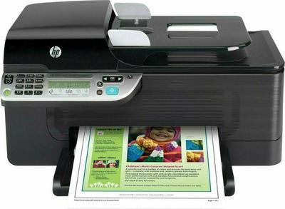 HP OfficeJet 4500 G510n Multifunction Printer