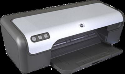 HP Photosmart D2400 Multifunction Printer