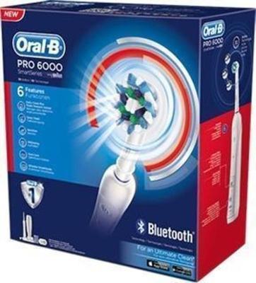 Oral-B Pro 6000 Szczoteczka elektryczna