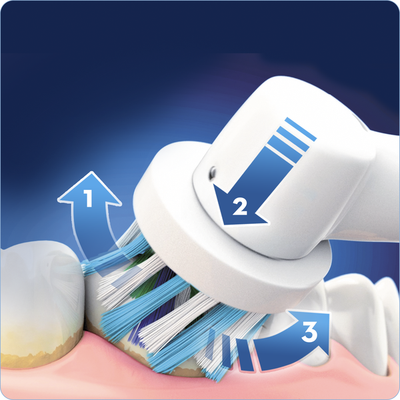 Oral-B Pro 4000 Szczoteczka elektryczna