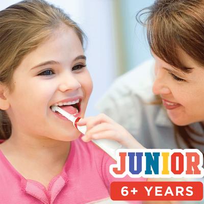 Oral-B Junior Elektrische Zahnbürste