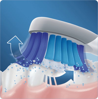 Oral-B Pulsonic Slim Luxe 4000 Elektrische Zahnbürste