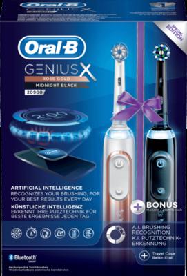 Oral-B Genius X 20900 Elektrische Zahnbürste