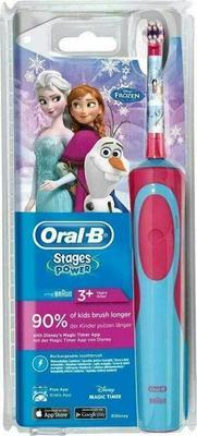 Oral-B D100 Elektrische Zahnbürste