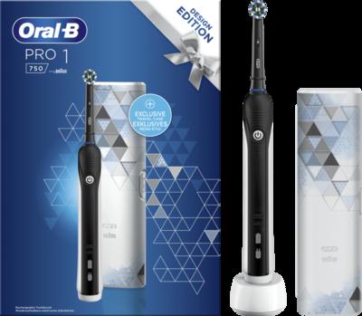 Oral-B Pro 1 750 Szczoteczka elektryczna