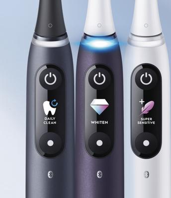 Oral-B iO Series 8n Elektrische Zahnbürste