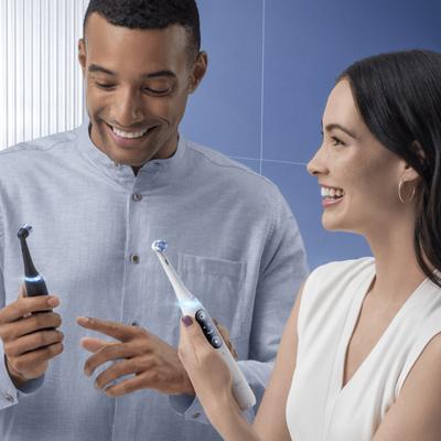 Oral-B iO Series 8 Elektrische Zahnbürste