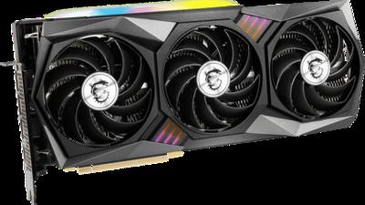 MSI GeForce RTX 3070 GAMING X TRIO Graphics Card