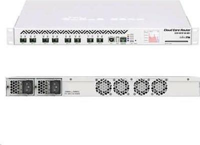 MikroTik Cloud Core Router CCR1072-1G-8S+ vs Ubiquiti