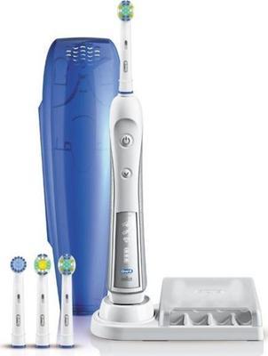 Oral-B Triumph 4000 FlossAction Elektrische Zahnbürste