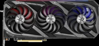 Asus ROG Strix GeForce RTX 3090 Graphics Card