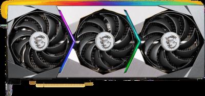 MSI GeForce RTX 3090 SUPRIM X 24G Graphics Card