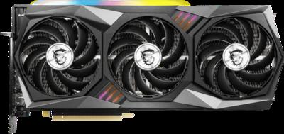 MSI GeForce RTX 3060 Ti GAMING X TRIO Graphics Card