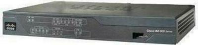 Cisco IAD888 BRI Security Router