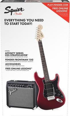Fender Squier Affinity Stratocaster HSS