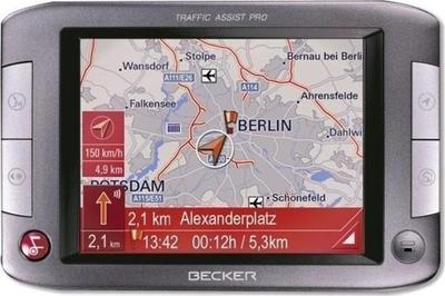 Becker Traffic Assist Pro 7916