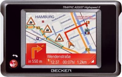 Becker Traffic Assist Highspeed II