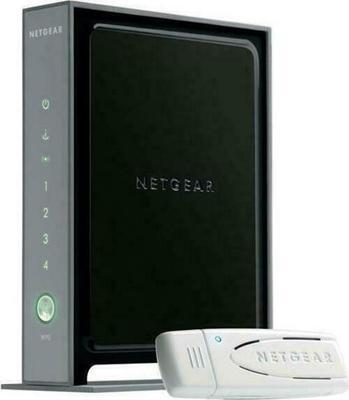 Netgear WNB2100 Router