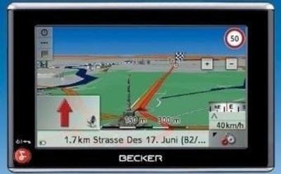 Becker Traffic Assist Z 201