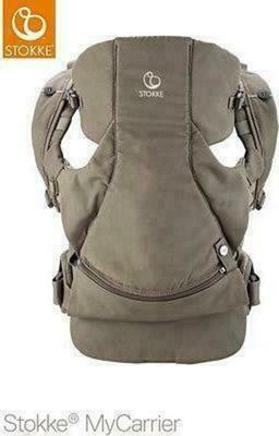 Stokke MyCarrier Front Carrier Baby