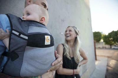 Ergobaby Performance Ventus Baby Carrier