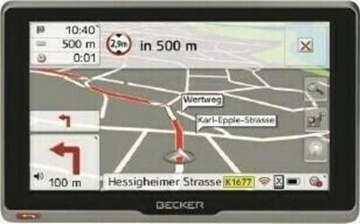 Becker Transit 6sl EU plus
