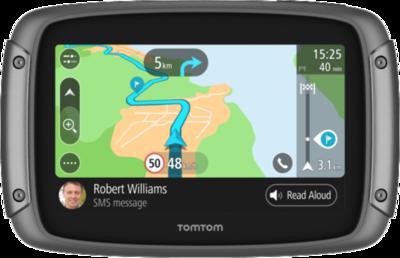 TomTom Rider 500 GPS Navigation
