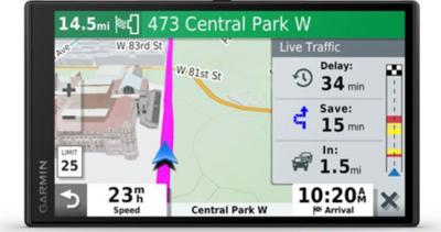 Garmin DriveSmart 65 GPS Navigation