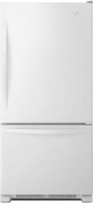 Whirlpool WRB322DMB Réfrigérateur