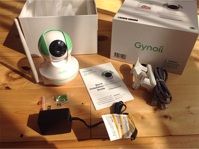 Gynoii GPW-1025 Baby Monitor