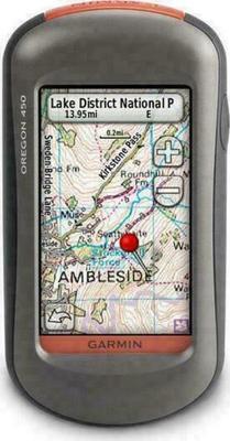 Garmin Oregon 450 GPS Navigation