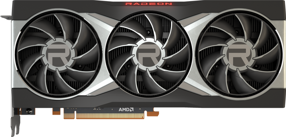 AMD Radeon RX 6900 XT front