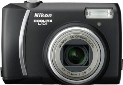 Nikon Coolpix L101 Digitalkamera