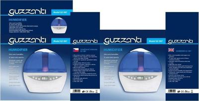 Guzzanti GZ 987 Humidifier