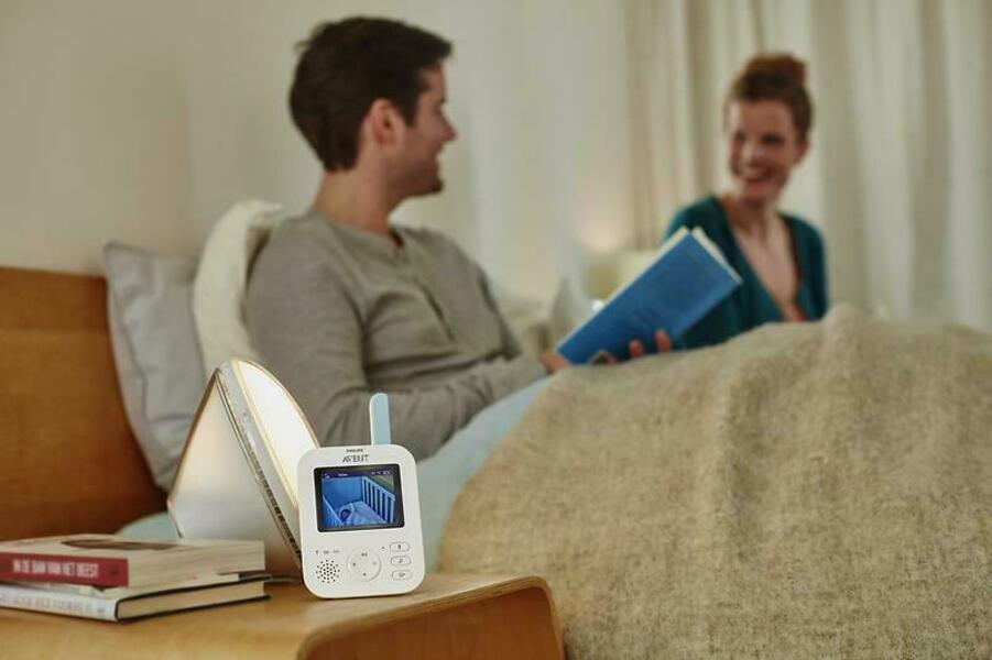 Philips Avent SCD620 Baby Monitor