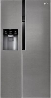 LG GSL360ICEV Kühlschrank