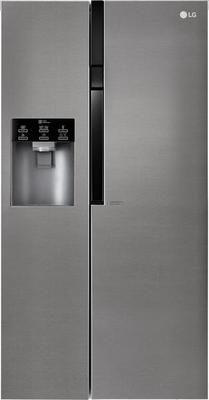 LG GSL361ICEZ Kühlschrank