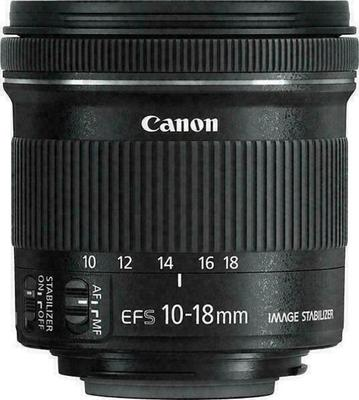 Canon EF-S 10-18mm f/4.5–5.6 IS STM Obiektyw