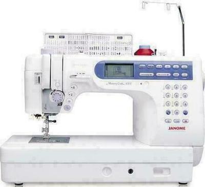 Janome Memory Craft 6600 Professional Sewing Machine