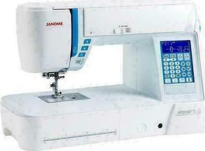 Janome Atelier 5 Sewing Machine