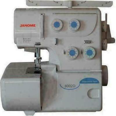 Janome Overlocker 8002D Sewing Machine