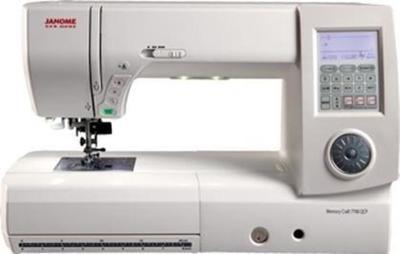 Janome Horizon Memory Craft 7700QCP Sewing Machine