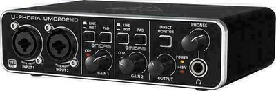 Behringer U-Phoria UMC202HD Karta dźwiękowa