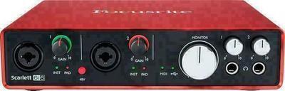 Focusrite Scarlett 6i6 MK2 Sound Card