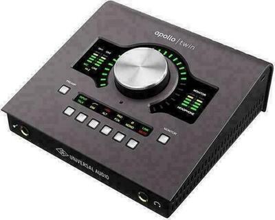 Universal Audio Apollo Twin Duo MK2 Sound Card